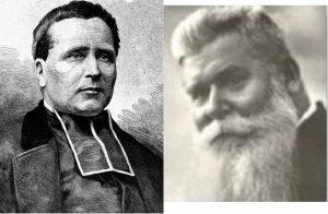 Abbé Louis ROUSSEL (1825 - 1897) et Bienheureux Daniel BROTTIER (1876 – 1936), pères fondateurs de la Fondation Apprentis d'Auteuil
