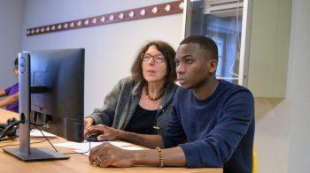 Projet personnalisé du jeune au collège Sainte-Claire