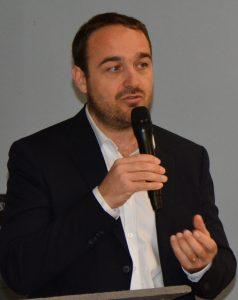 Benoît Content, Directeur du collège Sainte-Claire