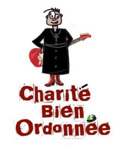 Illustration soirée théâtre caritative collège Sainte-Claire